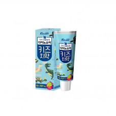 MKH Детская зубная паста с ярким вкусом винограда «Kizcare» (без фтора) 80 г