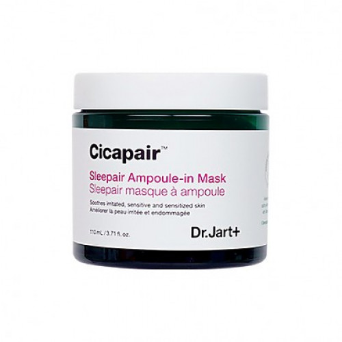 Dr.Jart Cicapair Sleepair Ampoule-in Mask ночная маска интенсивного восстановления.