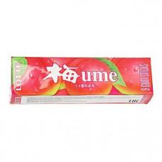 """Резинка жевательная """"Умэ""""со вкусом японской сливы, Lotte,"""