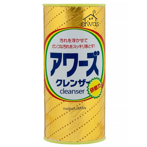 """Порошок чистящий Rocket Soap """"Powder Cleanser"""" для ванны/кафеля/унитаза, 400гр, к/бан,"""
