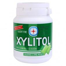 "Жевательная резинка ""Xylitol Gum Lime Mint"" подушечки"