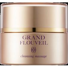 Массажный крем для снятия макияжа Гранд Флоувеил. GRAND FLOUVEIL Cleansing Massage